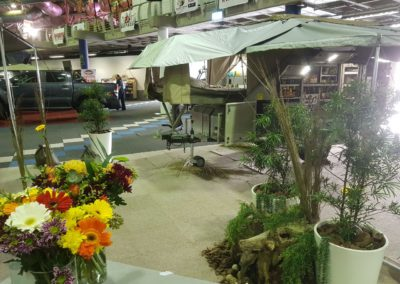 Afrispoor Caravans at the fair