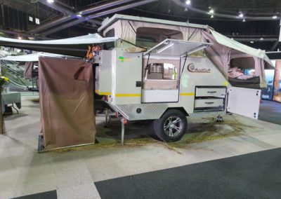 Afrispoor Cheetah 2 Sleeper