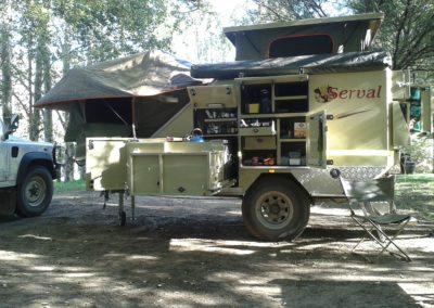 Afrispoor Serval Caravan 1