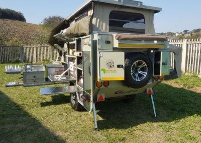 Afrispoor the best offroad caravan in the world 2018